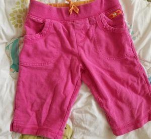 Carter's pink capris length bottoms